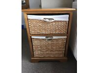 For Sale - Matching Pair Bedside Tables