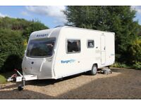 2006 5 Berth Bailey Ranger Caravan