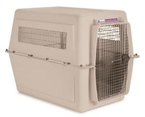 Medium Size Dog Crate (plastic not wire metal)