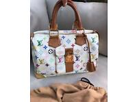 100% Genuine Louis Vuitton Multi Colour Speedy 30