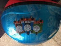 Thomas the tank engine boys bike / cycle helmet