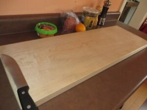 BIG VERSION Chef's serving cutting board
