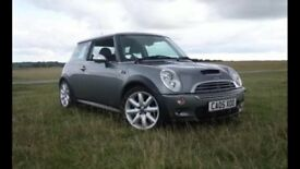 Mini Cooper S 2005 chili pack open to offers