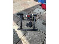 Turbo trainer for bike