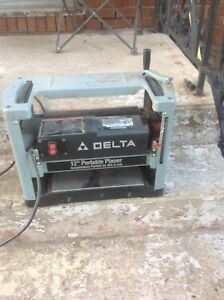 Portable Thickness Planer