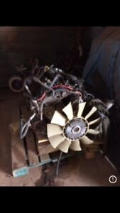 Ford motor , transmission and transfer case for sale