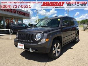 2017 Jeep Patriot High Altitude 4WD *Navigation* *Heated Leather
