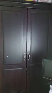 CABINET~LARGE IN SIZE~DBL Doors