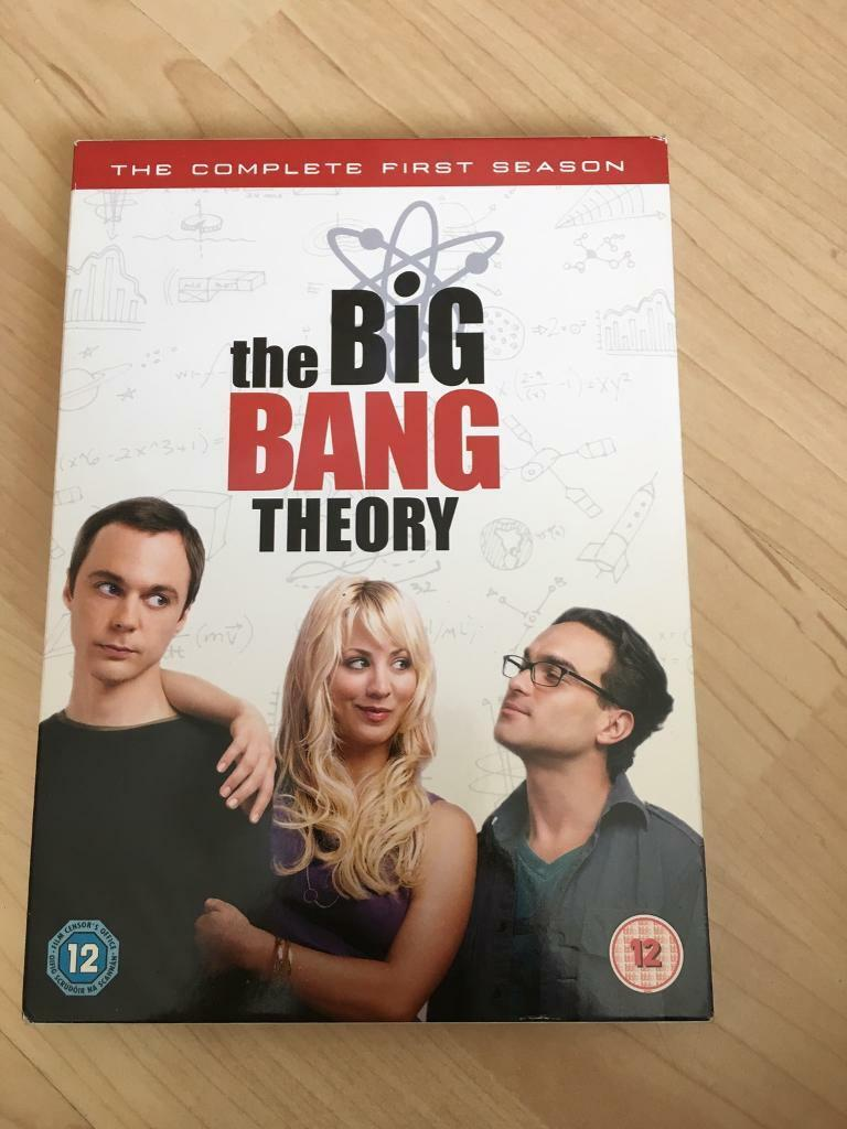 Big Bang Theory Season onein Greenock, InverclydeGumtree - Big bang theory season one boxsetOpen to offers.Please check out my other items for sale
