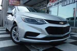 2017 Chevrolet Cruze LT Auto | Backup Camera | Heated seats |