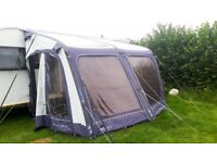 Outdoor revolution compact airlite 340 awning