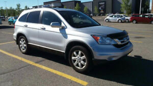 2010 Honda CR-V EX-L SUV, LOW KM, NO ACCIDENT