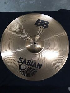 Cymbale Sabian B8 Crash Ride 18""