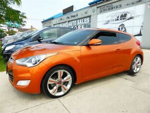 2014 Hyundai Veloster Tech Pkg Navi Panoramic Roof