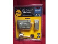 Standard Security Yale Lock