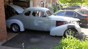 1938 Buick special coupe