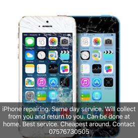 Phone repair. iPhone repair. Screen repair. Replacement. Delivery. Same day repair. Cheap