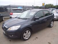 Ford FOCUS Style,5 door hatchback,FSH,clean tidy car,runs and drives well,great miles per gallon