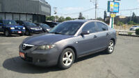 2008 Mazda 3 209,000km 5 Speed Alloys Certified! Kitchener / Waterloo Kitchener Area Preview