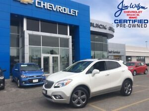 2014 Buick Encore Convenience AWD ALLOYS BLUETOOTH POWER SEAT!!!