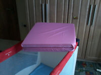 Travel mattress for travel cots