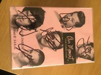 Autographed One Direction Our Moment EDP
