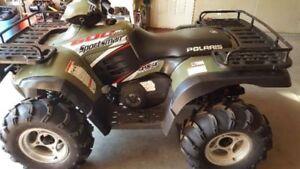 Polaris & Yamaha New & Used ATV Parts We Ship Accross Canada