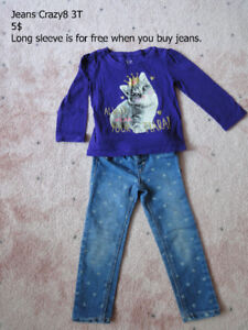 Girls clothes - 2-4 years