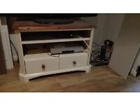 Country style TV cabinet