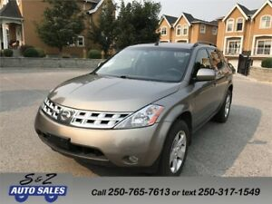 2004 Nissan Murano AWD LOW KM!