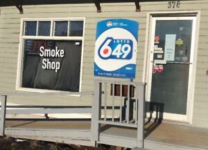 Rare Opportunity  Smoke shop for sale in Charlottetown PEI PNP