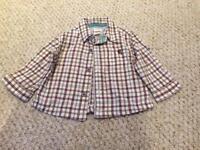 Monsoon baby boy shirt 3-6 months