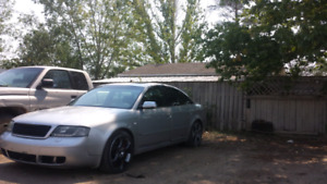 2001 Audi A6 Quattro Twin Turbo