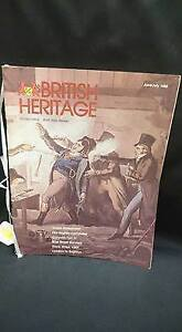 June July 1980 British Heritage Magazine