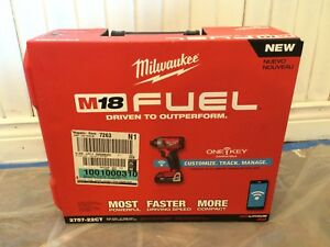 """Milwaukee M18 Fuel 1/4"""" Impact Driver with One-Key $250"""