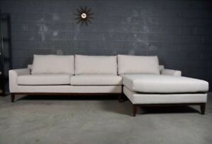 Mid century modern sectional!