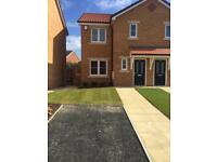 Newly built 2 bedroom home for rent in Gildersome, Morley, Leeds (From early September 2017)
