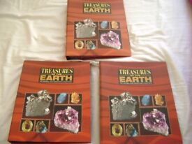Treasures of the Earth - gem and mineral collection