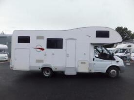 Roller Team 600g 6 berth motorhome for sale
