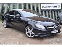 2014 Mercedes-Benz CLS 3.0 CLS350d CDI BlueEFFICIENCY AMG Sport 7G-Tronic