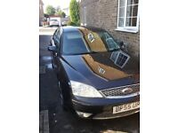 2006 Mondeo 2.0 tdci 130 Ghia X Breaking for spares
