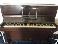 Upright Piano - Kirkman, good condition £100 (p/u only) looking for a good home :)