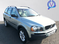 VOLVO XC90 2.4 D5 SE 5dr Geartronic (green) 2003