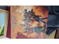 Autographed Meat Loaf vinyl lp imported from the US