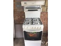 Gas cooker for quick sale