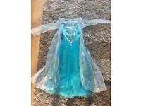 Disney Store Elsa costume