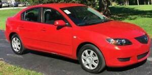 **ONLY 110K** LIKE NEW CERTIFIED MAZDA3 FOR SALE