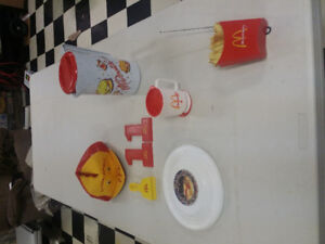 McDonald's collectables