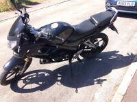 skyjet 125cc motorbike for sale or poss swaps