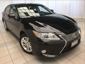 2015 Lexus ES 350 Premium Package: 1 Owner, Back up Camera.